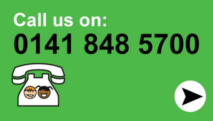 Call us on: 0141 848 5700
